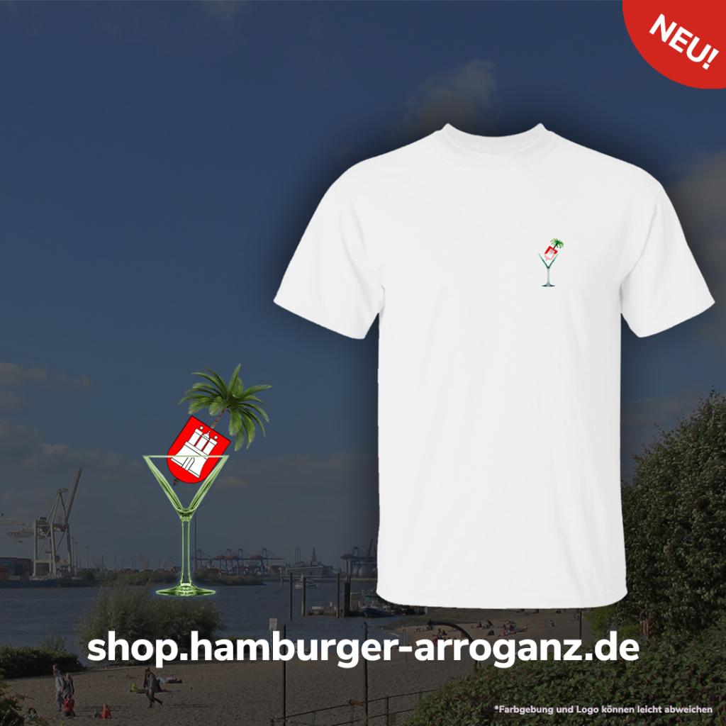 T-Shirts für Herren aus dem neuen Modelabel aus Hamburg. Günstig online bestellen und bequem liefern lassen. Exklusiv bei uns erhältlich.