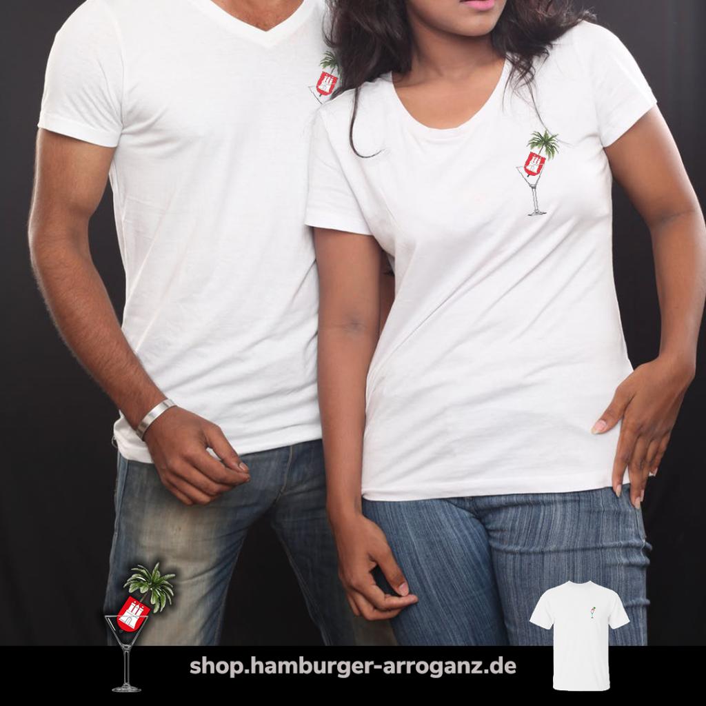 Das T-Shirt für Damen ist genauso erhältlich wie für Herren und Kinder. Die Schnitte sind der weiblichen Statur angepasst und verleiten dadurch erhöhten Tragekomfort.